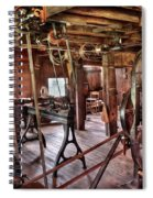 Carpenter - This Old Shop Spiral Notebook