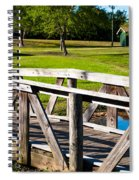 Carpenters Park 2 Spiral Notebook