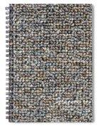 Carpet Texture Spiral Notebook
