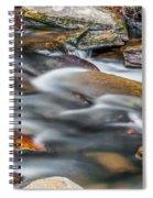 Carreck Creek Cascades Spiral Notebook