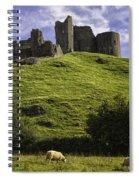 Carreg Cennan Castle Spiral Notebook