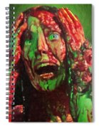 Carrie Spiral Notebook