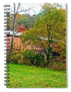 Carrollton Covered Bridge 2 Spiral Notebook
