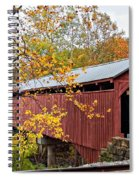 Carrollton Covered Bridge Photograph By Steve Harrington