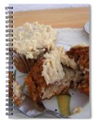 Carrot Muffins Spiral Notebook