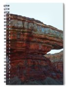 Cars Land Canyon Spiral Notebook