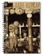 Carsland Route 66 Spiral Notebook