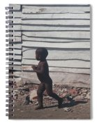 Cartagena Child Spiral Notebook