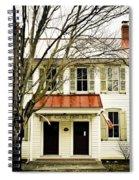 Carter Run Inn 4 Spiral Notebook