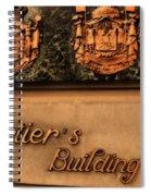 Cartier Jewellery Spiral Notebook