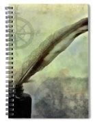 Cartography Spiral Notebook