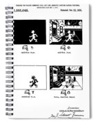 Cartoons Spiral Notebook