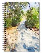 Cartpath Lucky 13 Spiral Notebook