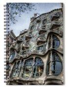 Fabulous Facade Spiral Notebook