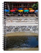 Casa Rio San Antonio Spiral Notebook