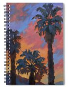 Casa Tecate Sunrise Spiral Notebook