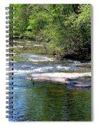 Cascade Creek Spiral Notebook