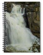 Cascade Creek Under The Bridge Spiral Notebook
