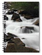 Cascade Falls Spiral Notebook