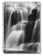 Cascades Of Lower Lewis Falls Spiral Notebook