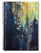 Cascading Colors II Spiral Notebook