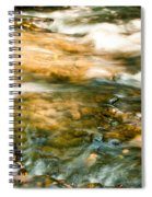 Cascading Waters Spiral Notebook