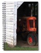 Case Spiral Notebook