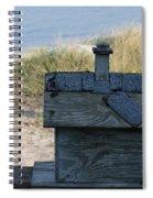Casetta Per Uccellini Spiral Notebook