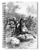 Casimir Pulaski (1748-1779) Spiral Notebook