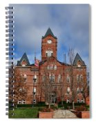 Cass County Courthouse Spiral Notebook