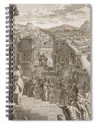 Cassandra Foretells The Trojans Their Spiral Notebook