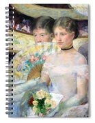 Cassatt's The Loge Spiral Notebook