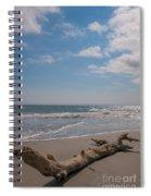 Cast Away Spiral Notebook