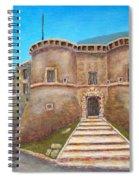 Castello Ducale Di Faicchio Spiral Notebook