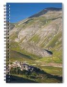 Castelluccio Spiral Notebook