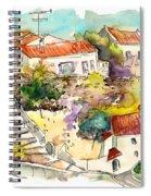 Castelo De Vide 06 Spiral Notebook