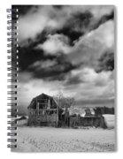 Castile Barn 806b Spiral Notebook