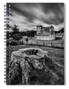 Castle Fraser Spiral Notebook