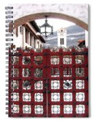 Castle Gate Spiral Notebook