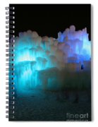 Castle Ghosts Spiral Notebook