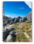Castle Hill #4 Spiral Notebook