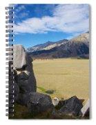 Castle Hill #5 Spiral Notebook
