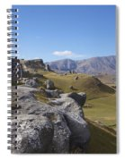Castle Hill #6 Spiral Notebook