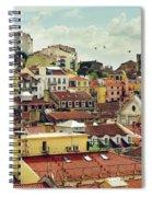 Castle Hill Neighborhood Spiral Notebook