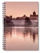 Castle Howard Dawn Spiral Notebook