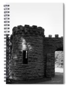 Castle II Spiral Notebook