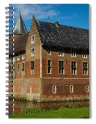 Castle In A Dutch Country Spiral Notebook
