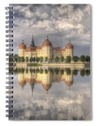 Castle In The Air Spiral Notebook