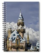 Castle In The Clouds Spiral Notebook