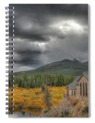 Castle Of Colors Spiral Notebook